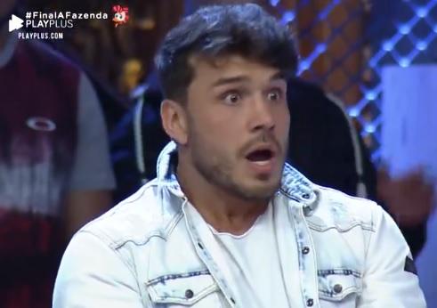 Lucas Viana é o grande vencedor de A Fazenda 11