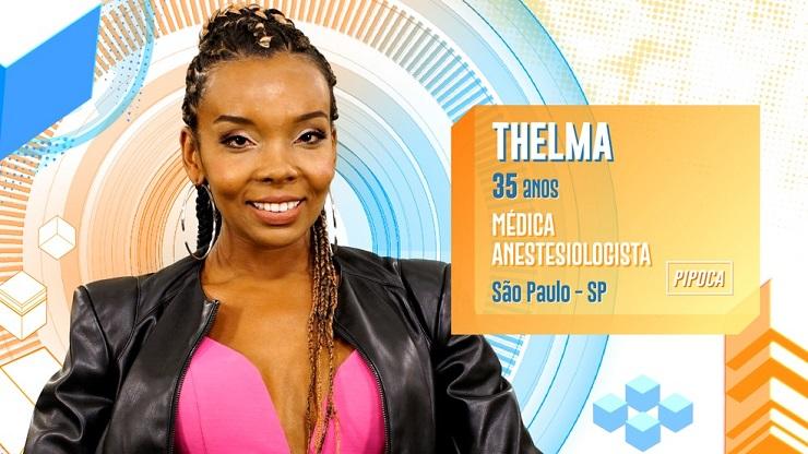 Quem é Thelma do BBB20