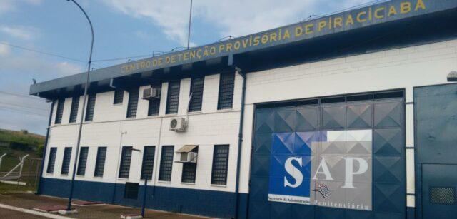 Preso é encontrado enforcado em banheiro de presídio em Piracicaba