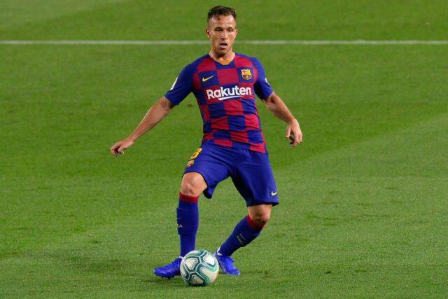 Barcelona vende Arthur para a Juventus por 72 milhões de euros