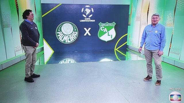 Com Palmeiras e Fluminense, Globo perde na audiência pela 1ª vez com reprises