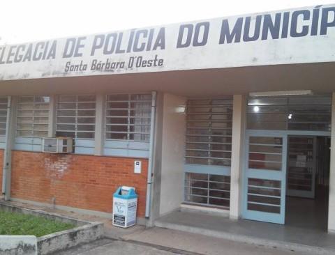 POLICIA SANTA BARBARA