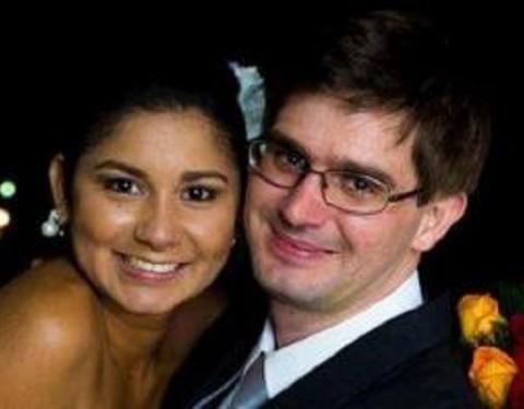 Mulher morreu no dia do acidente e estava grávida, já o marido faleceu no sábado (21) - Foto: Reprodução / Facebook